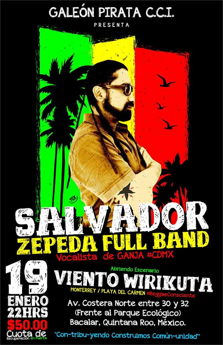 Salvador Zepeda Full Band
